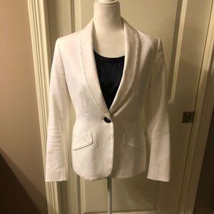 Attractive white Escada blazer